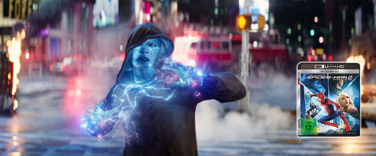 Shop-Link The Amazing Spider-Man 2™: Rise of Electro